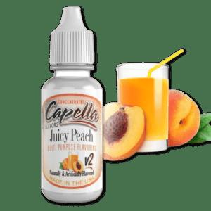 Capella Juicy Peach V2