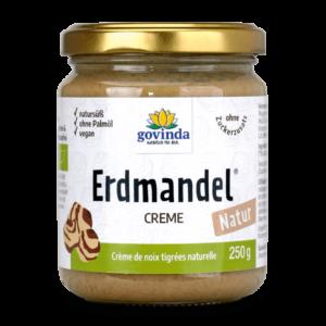 Govinda Natur Erdmandelcrème BIO vegan