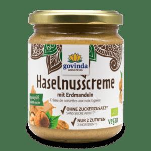 Govinda Natur Haselnusscrème BIO Vegan