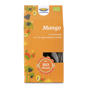 Govinda Natur Mango BIO Vegan