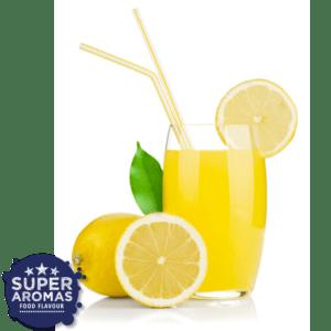 Super Aromas Juicy Lemon Zitrone Lebensmittelaromen.eu