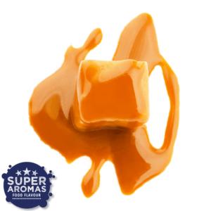 Super Aromas Milky Caramel Fudge Karamellbonbon Lebensmittelaromen.eu