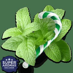 Super Aromas Sweet Mint süße Minze Lebensmittelaromen.eu