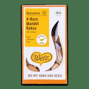 Werz 4-Korn-Mandel-Kekse Lebensmittelaromen.eu