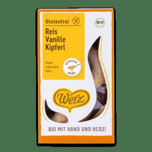 Werz Reis-Vanille-Kipferl Lebensmittelaromen.eu