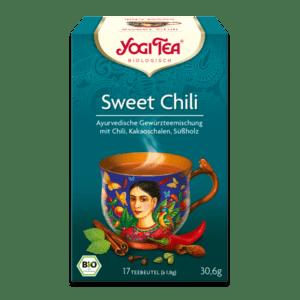 Ayurveda Yogi Tea Sweet Chilli