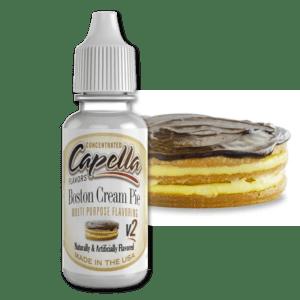 Capella Flavors Boston Cream Pie Lebensmittelaromen.eu