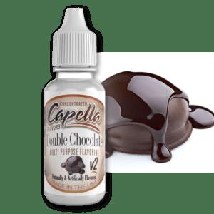 Capella Flavors Double Chocolate Lebensmittelaromen.eu