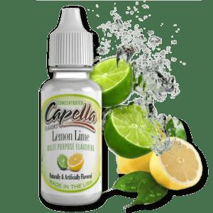 Capella Flavors Lemon Lime Lebensmittelaromen.eu