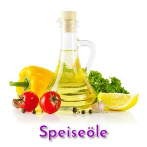 Lebensmittel-Kategorien Speiseöle Lebensmittelaromen.eu