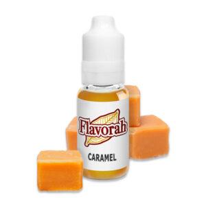 Flavorah Caramel Karamell Lebensmittelaromen.eu