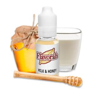 Flavorah Milk & Honey Lebensmittelaromen.eu